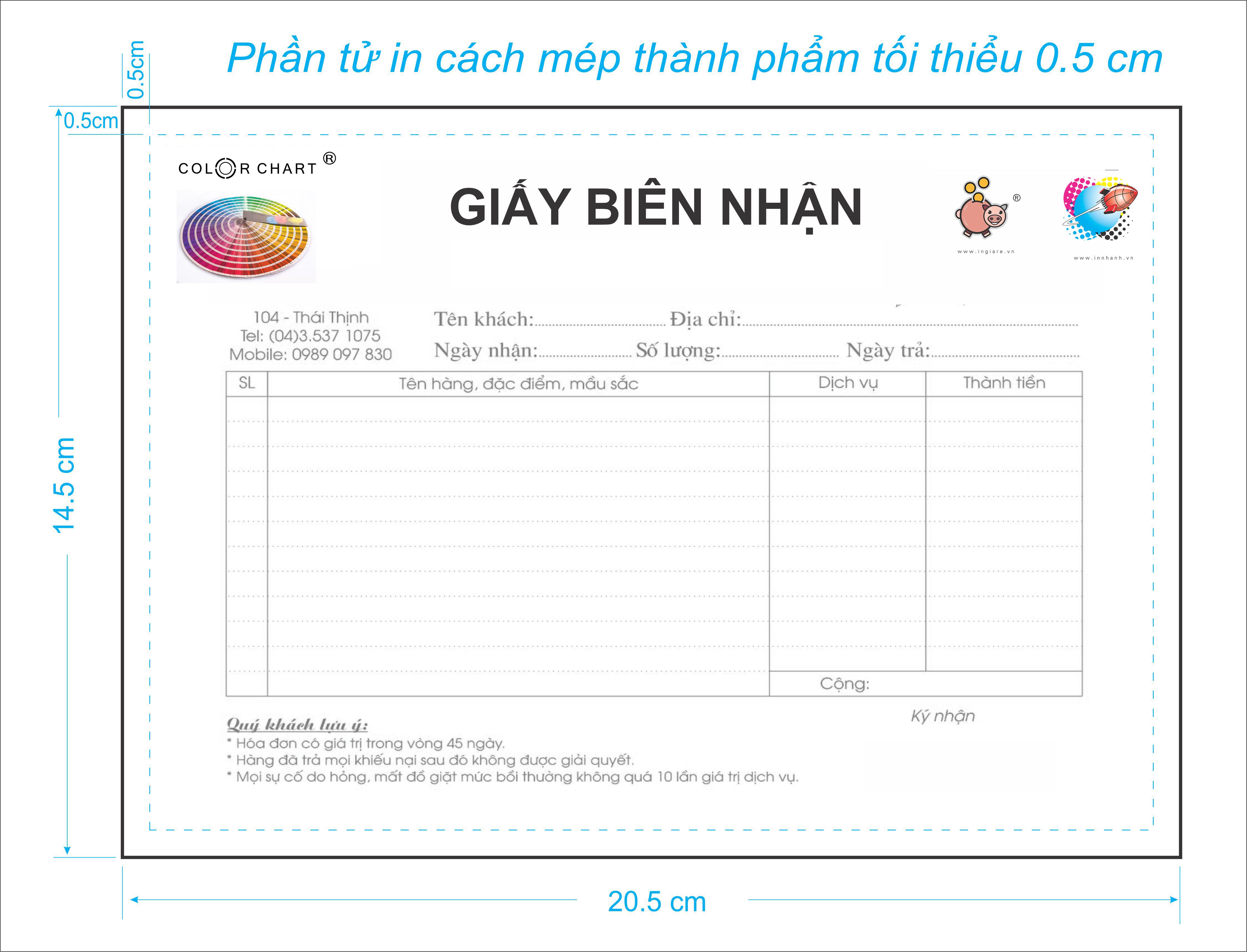 Biểu mẫu in giấy tiêu đề Pr doanh nghiệp hiệu quả