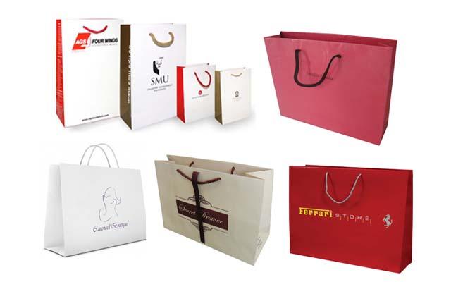 Túi giấy thời trang đẹp