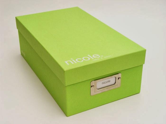 Mẫu in hộp giấy đựng giày đẹp