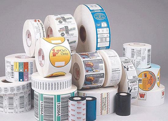 Khổ giấy in tem nhãn sản phẩm