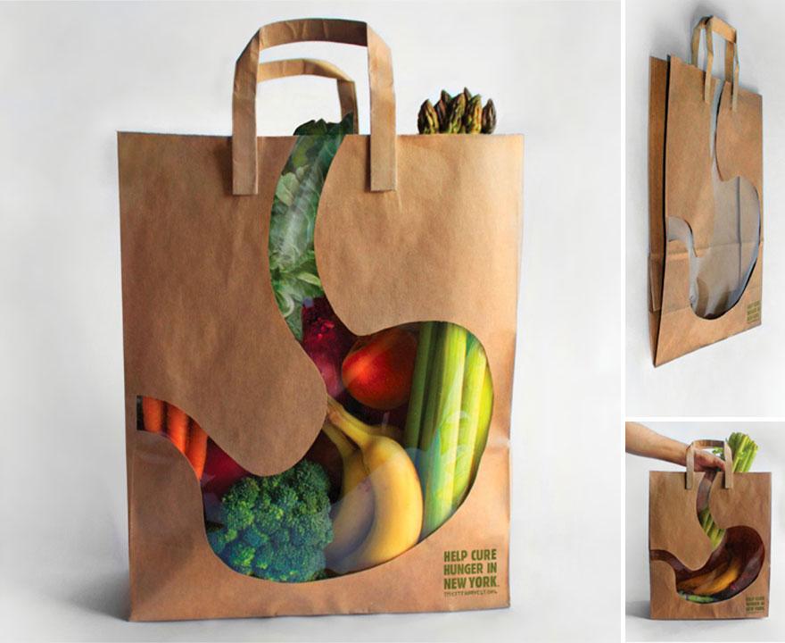 Bao bì bảo quản rau quả tươi