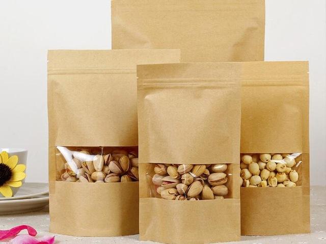 In túi giấy thức ăn nhanh