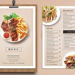 in nhanh menu tại tân phú