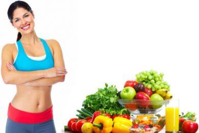 khẩu phần ăn cho người giảm cân