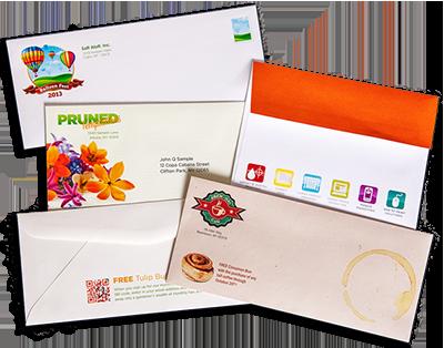 Nhận thiết kế bao thư cho bưu điện tphcm