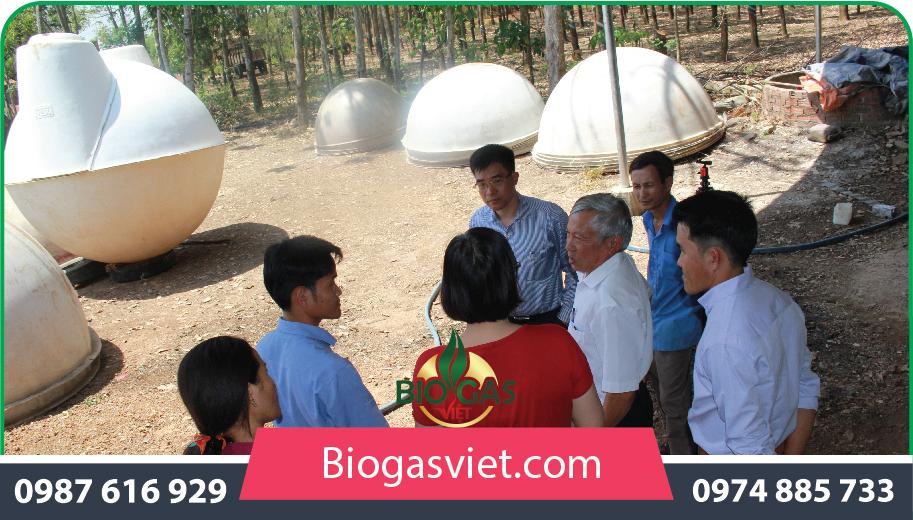 Tìm hiểu hầm biogas composite là gì?