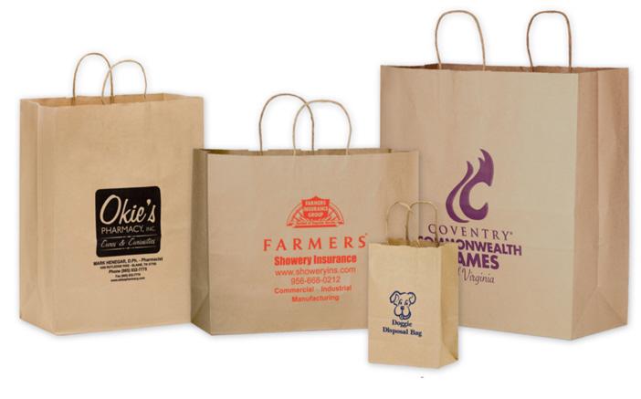 Tìm hiểu về các loại túi giấy có thể dành cho doanh nghiệp bạn