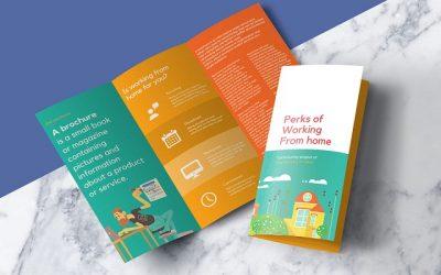 Đầu tư in brochure hiệu quả theo những phương pháp sau