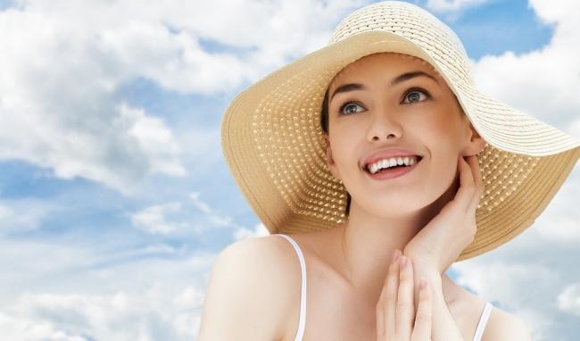 chăm sóc da mặt vào mùa hè
