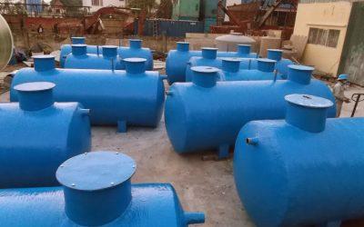 Giải pháp xử lý nước thải khu chung cư