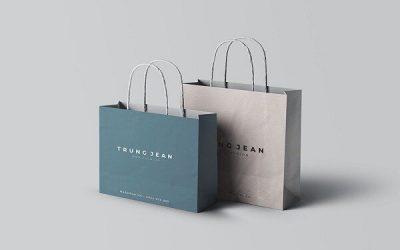 Những chất liệu túi giấy phổ biến hiện nay